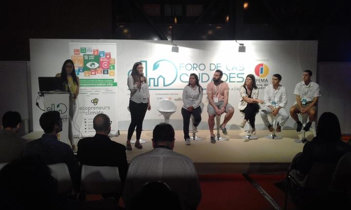 Presentaciones Ecoemprendedores
